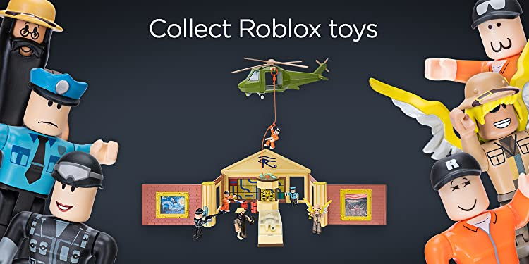 Make Your Own Roblox Character Online Amazon Com Roblox