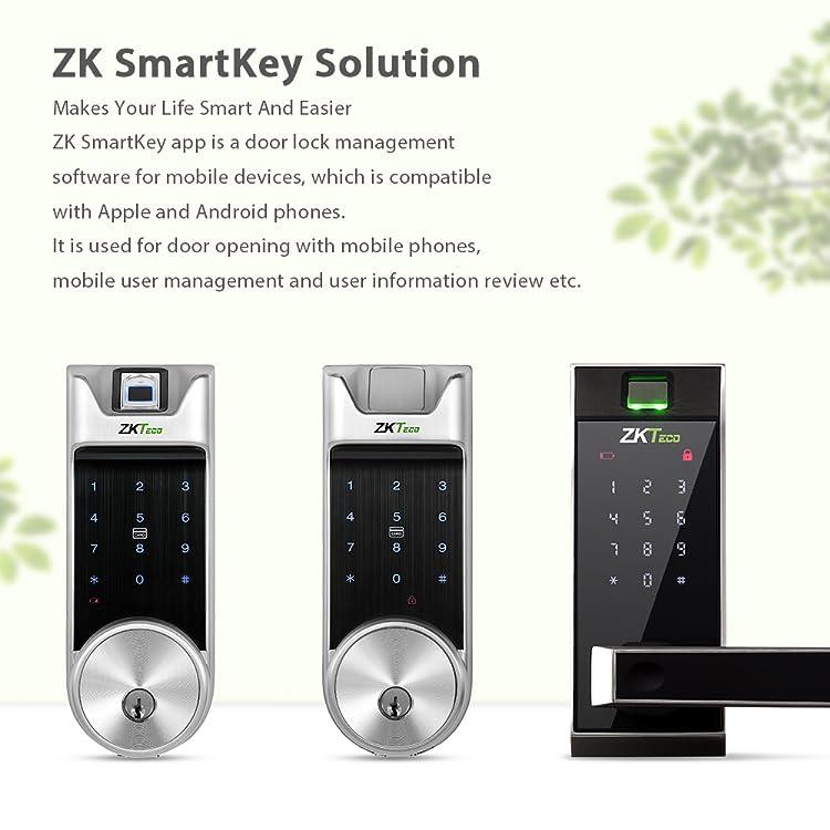 Amazon com: ZKTeco