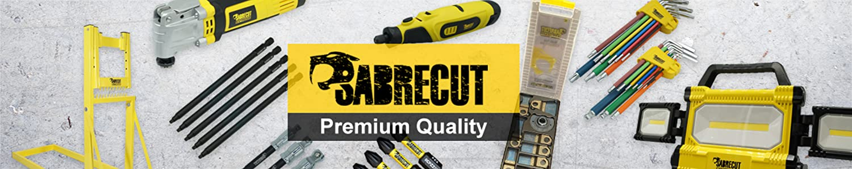 3 x SabreCut SDSB6/_3 6mm x 210mm PGM Approved SDS Plus Drill Bits for Stone Concrete Brick