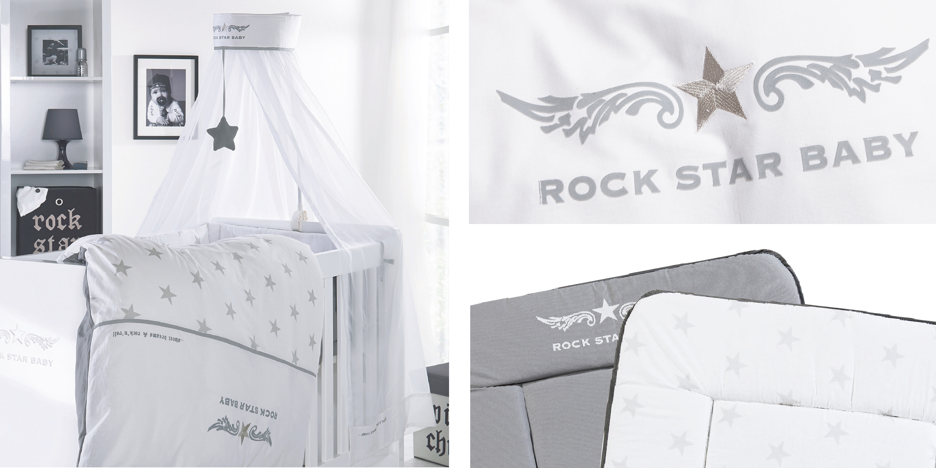Amazon.es: roba Baumann GmbH: Rock Star Baby 2