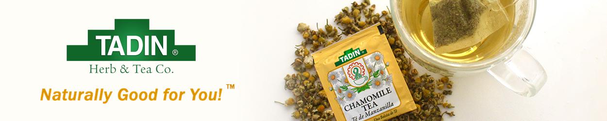 Tadin Herb and Tea header