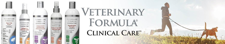 VETERINARY FORMULA CLINICAL CARE header