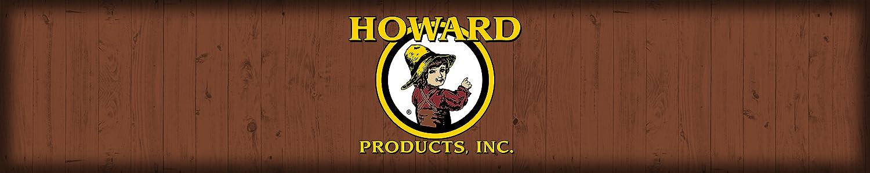 Howard Products header