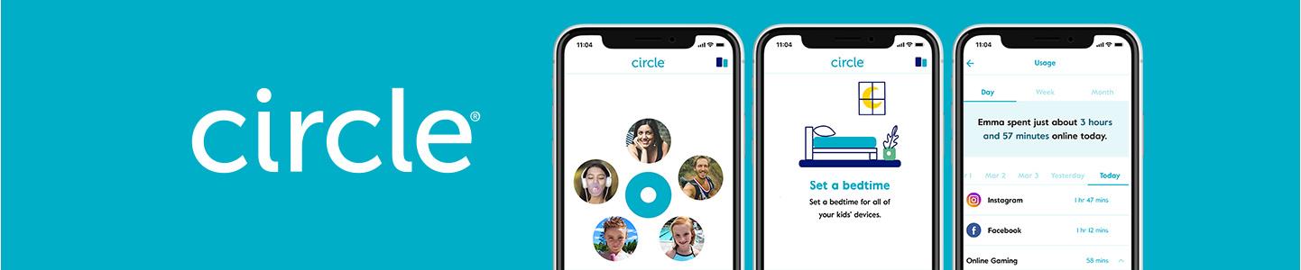 Circle header