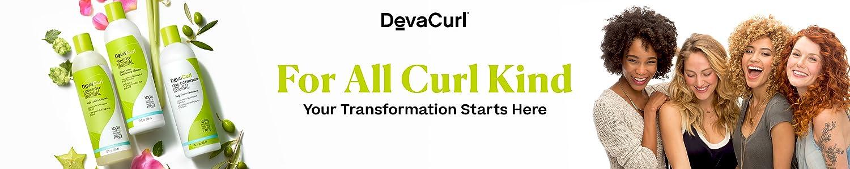 DevaCurl header