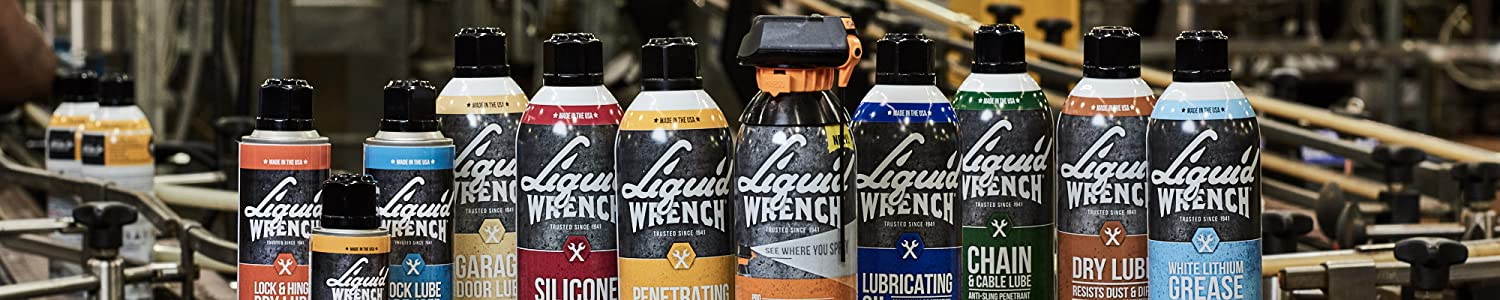 Liquid Wrench header