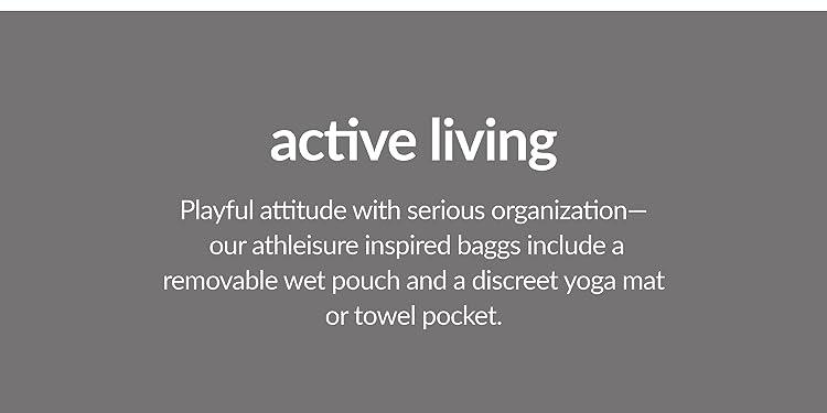82d1ec30aeb4 Amazon.com: baggallini: Active Living