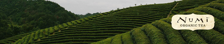 Numi Organic Tea header