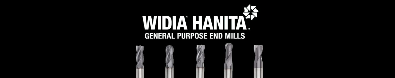 RH Cut 0.5 Cutting Diameter WIDIA Hanita TM7FN613005 X-Feed 7FN6 HP Hard Materials End Mill 6-Flute Carbide 0.032 Radius AlTiN Coating