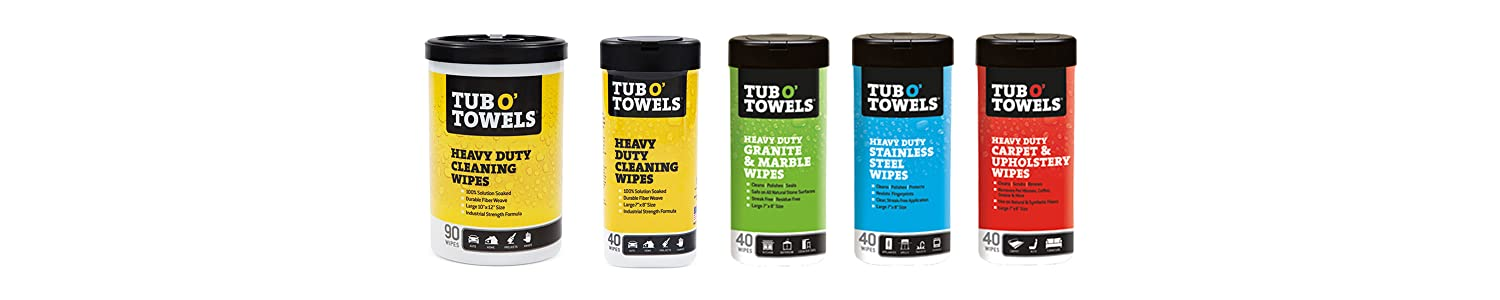 Tub O Towels image