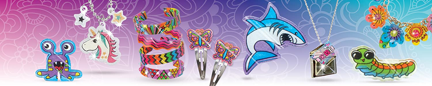 Shrinky Dinks header