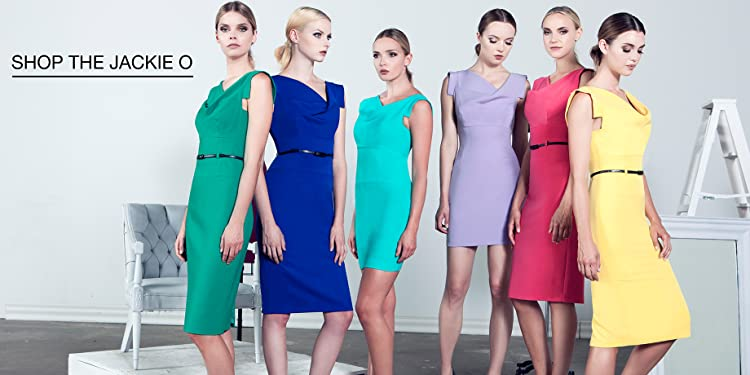 af53ac76 Black Halo Women's Jackie O Dress