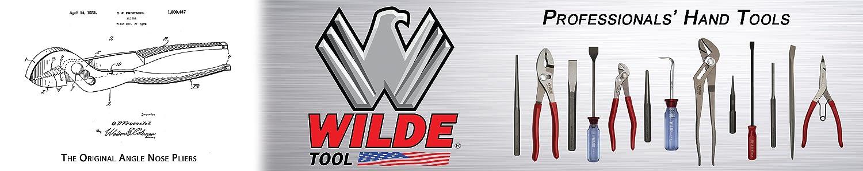 Wilde Tool header