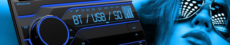 Planet Audio image