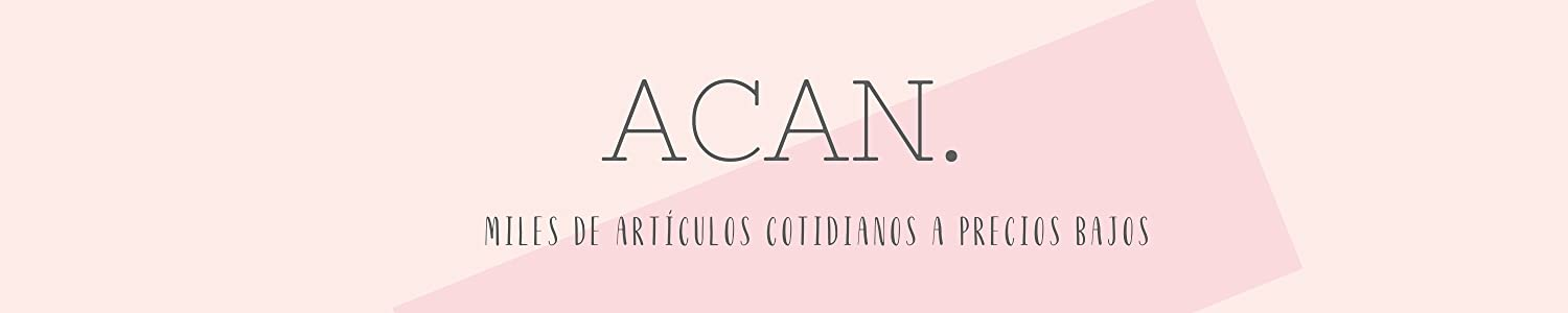 Amazon.es: Acan: Low cost