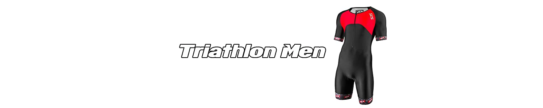 Soft Chamois Trisuit for The Serious Athlete Tri Suits with Sleeves Mens Aero Tri Suit FX 2019-2 Pockets SLS3 Triathlon Suit Men