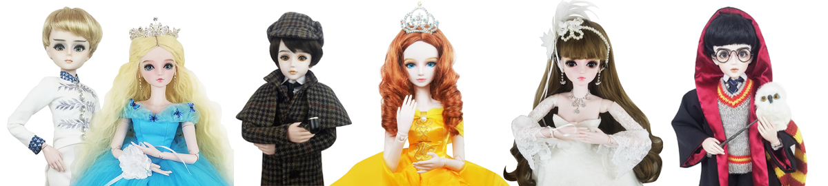 22inch Mermaid Fish,Full Set Doll 1//3 BJD Doll 56cm Ball Jointed Dolls Toy Makeup Full Set