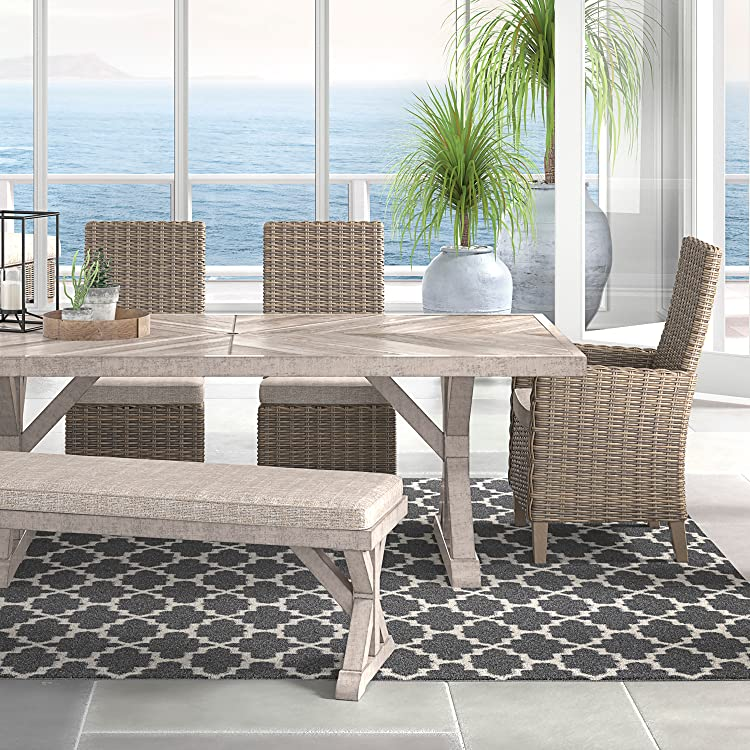 Amazon Com Ashley Furniture Patio Tables