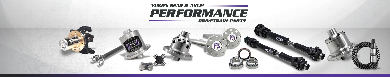 Amazon com: Yukon Gear & Axle