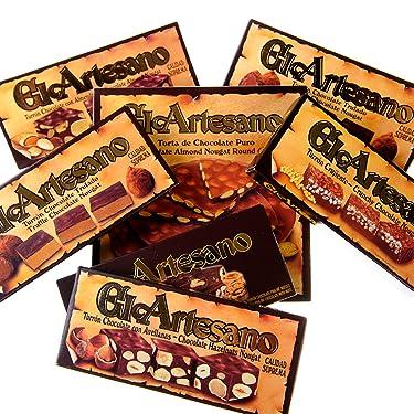 Chocolate Turrones