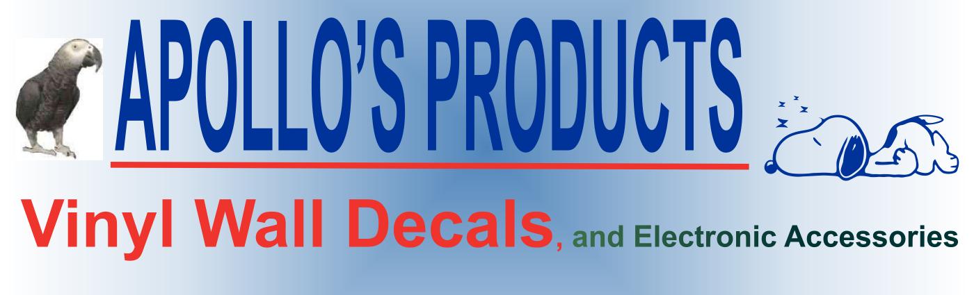 Apollo's Products header