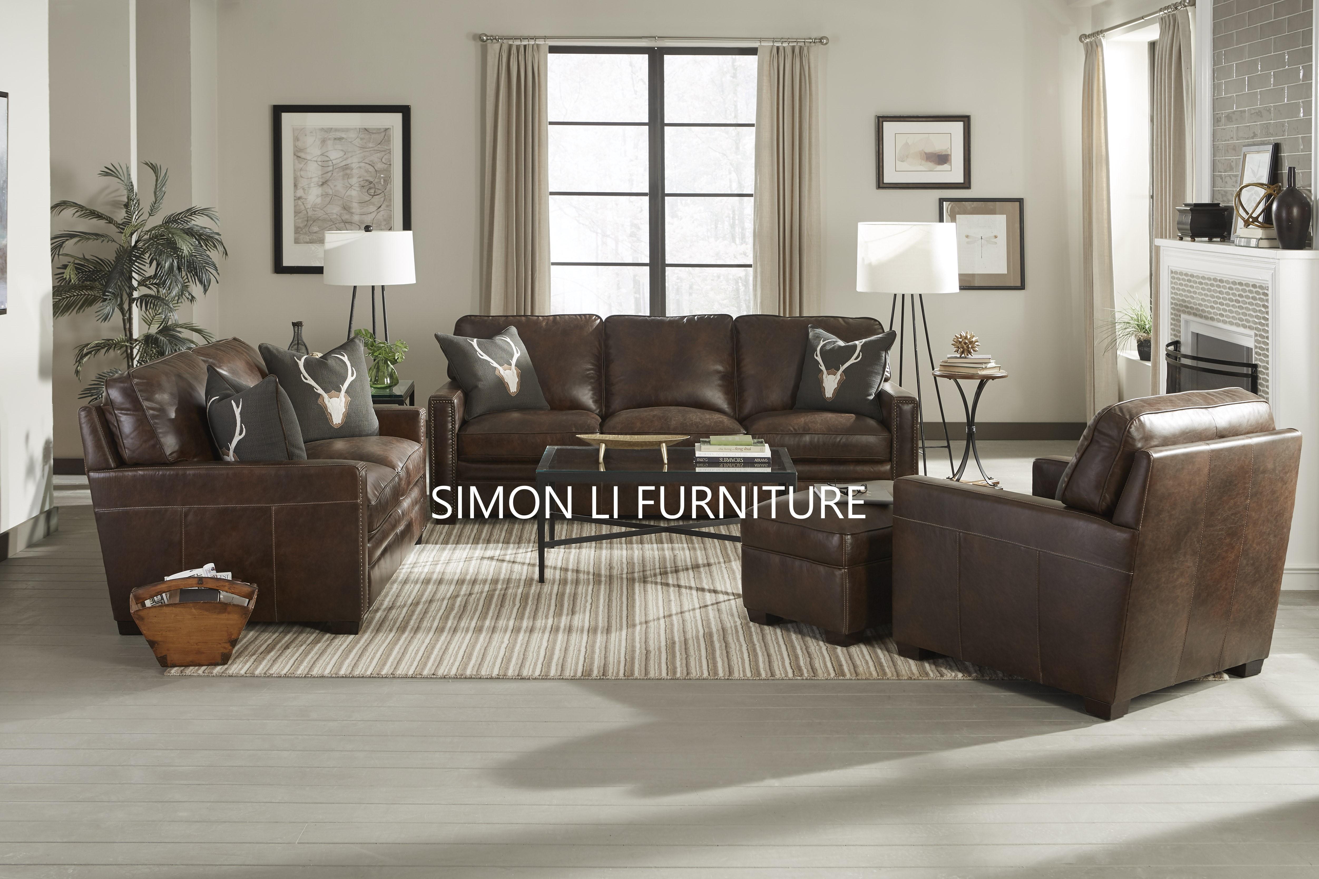 - Amazon.com: Simon Li: Leather Sofas