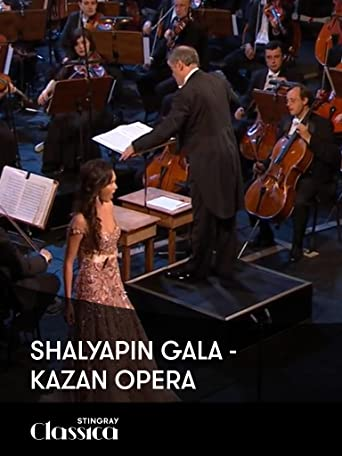 Shalyapin Gala - Kasaner Oper