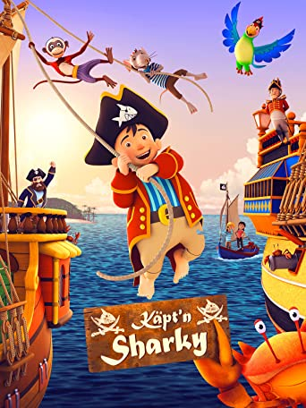 Käpt'n Sharky