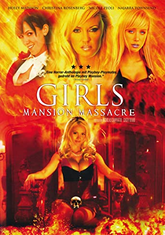 Girls Mansion Massacre