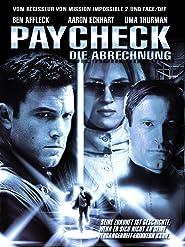 Paycheck - Die Abrechnung