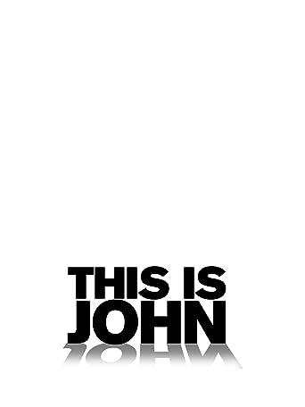 This Is John [OV/OmU]