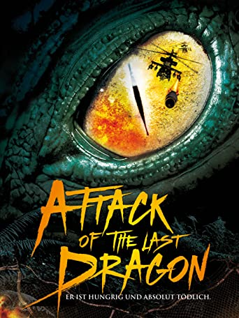 Attack of the last Dragon