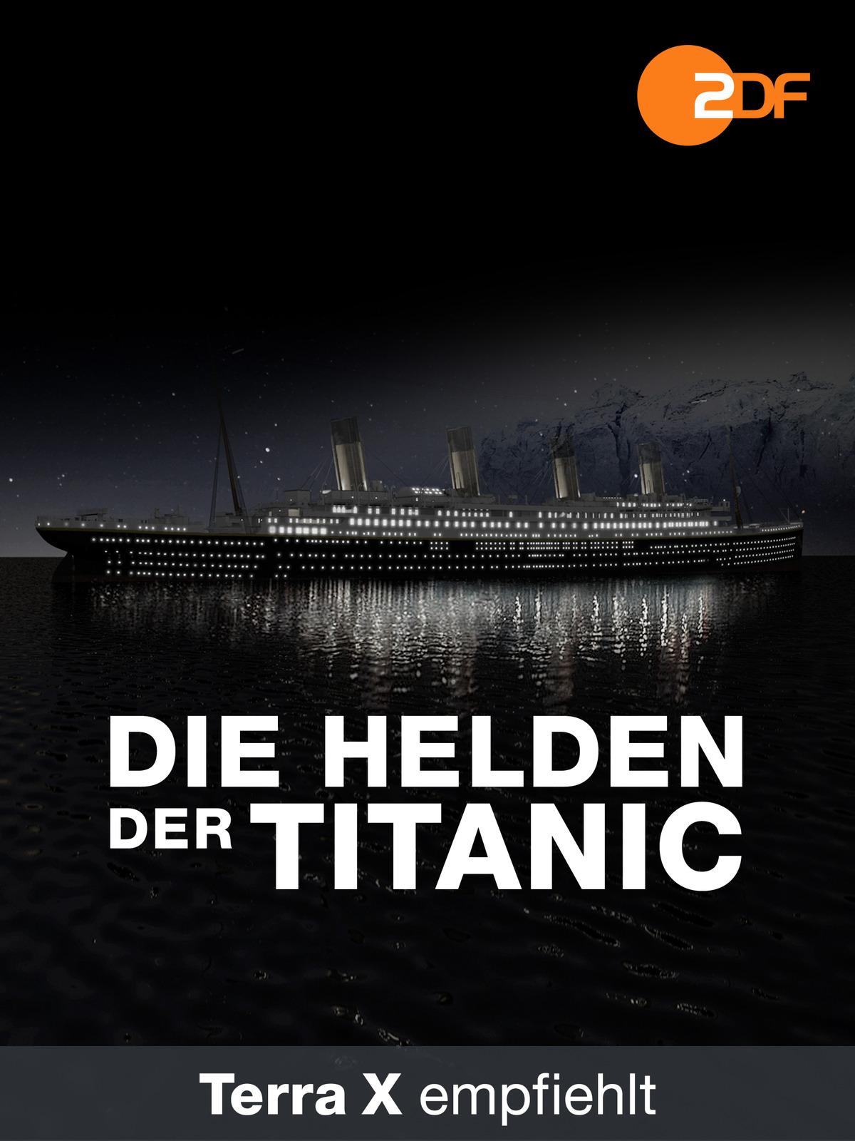 Die Helden der Titanic