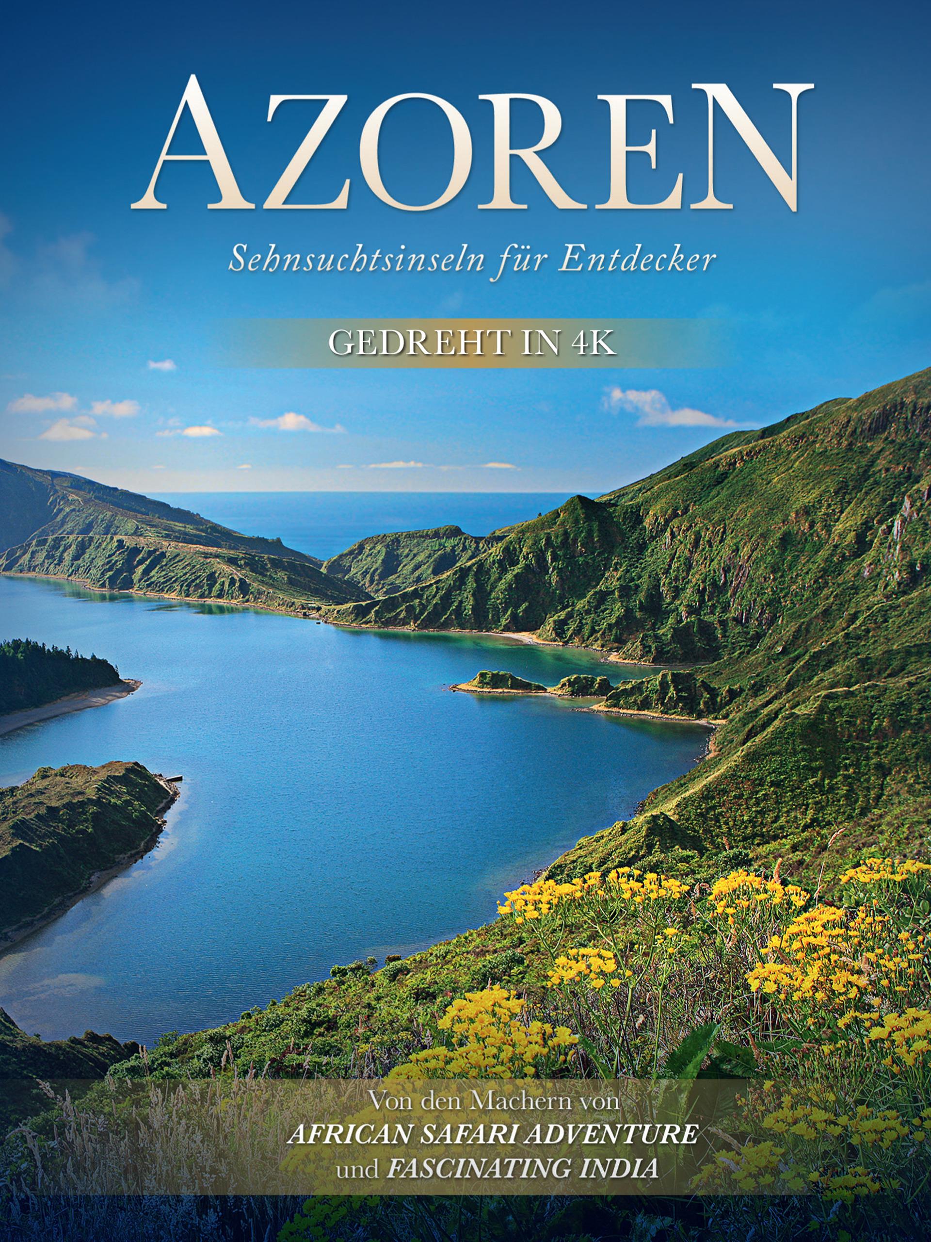 Azoren - Sehnsuchtsinseln für Entdecker (4K UHD)