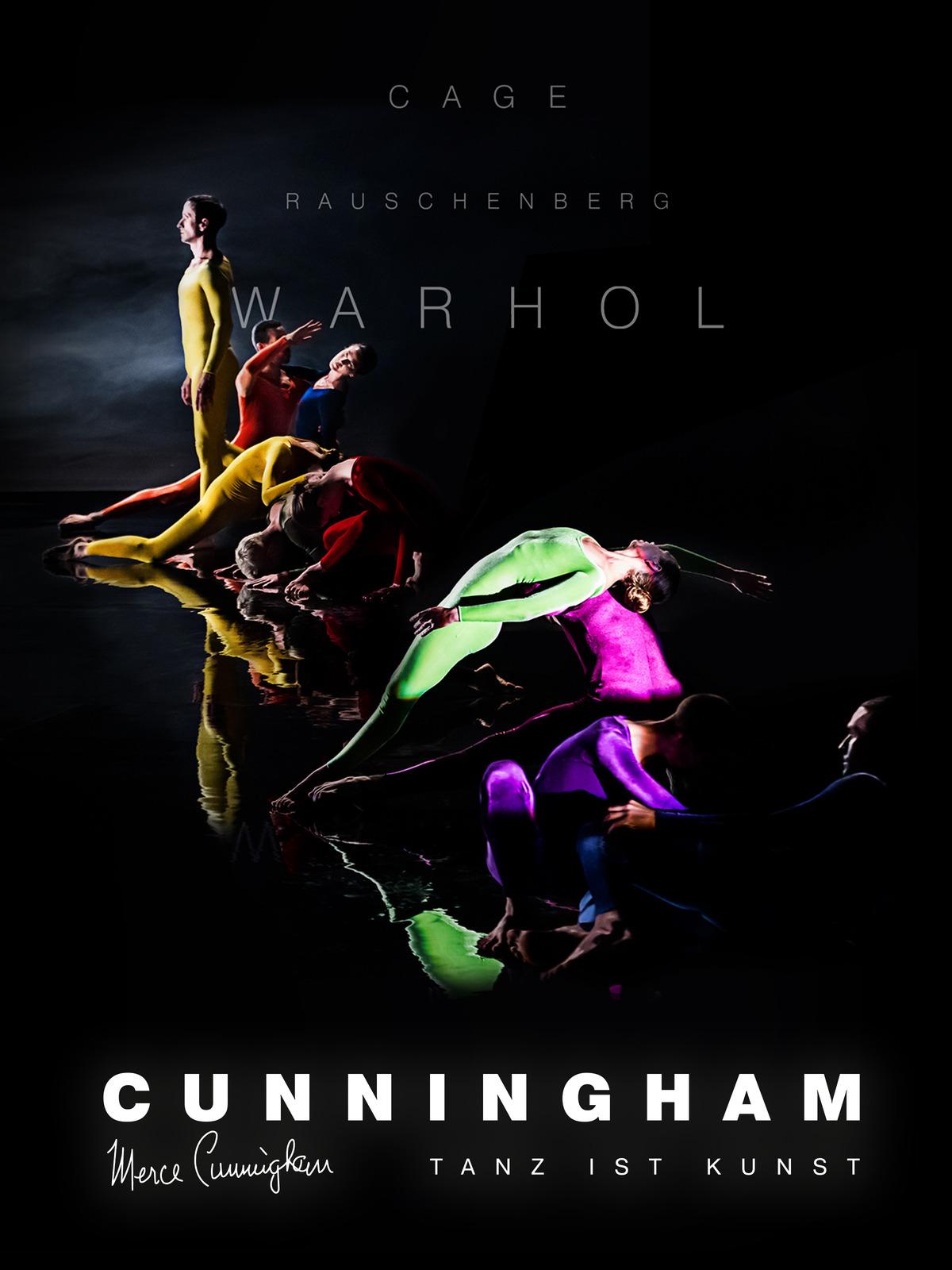Cunningham - Tanz ist Kunst