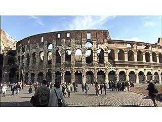 ローマ 南からサンピエトロ寺院まで