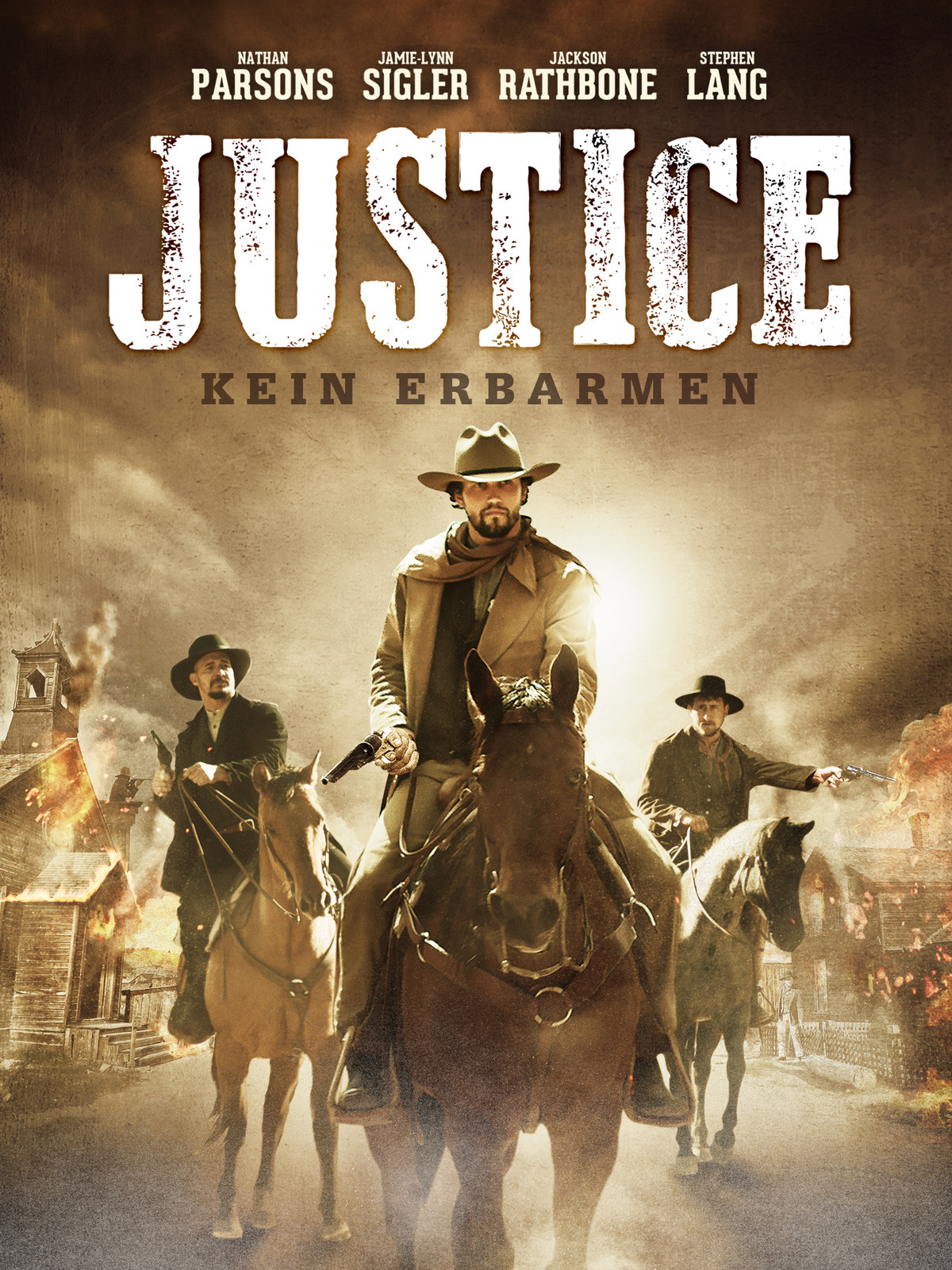 Justice - Kein Erbarmen