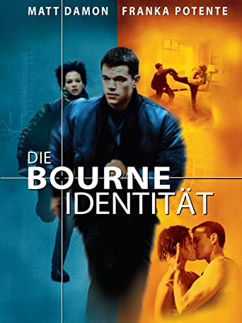 Die Bourne Identität