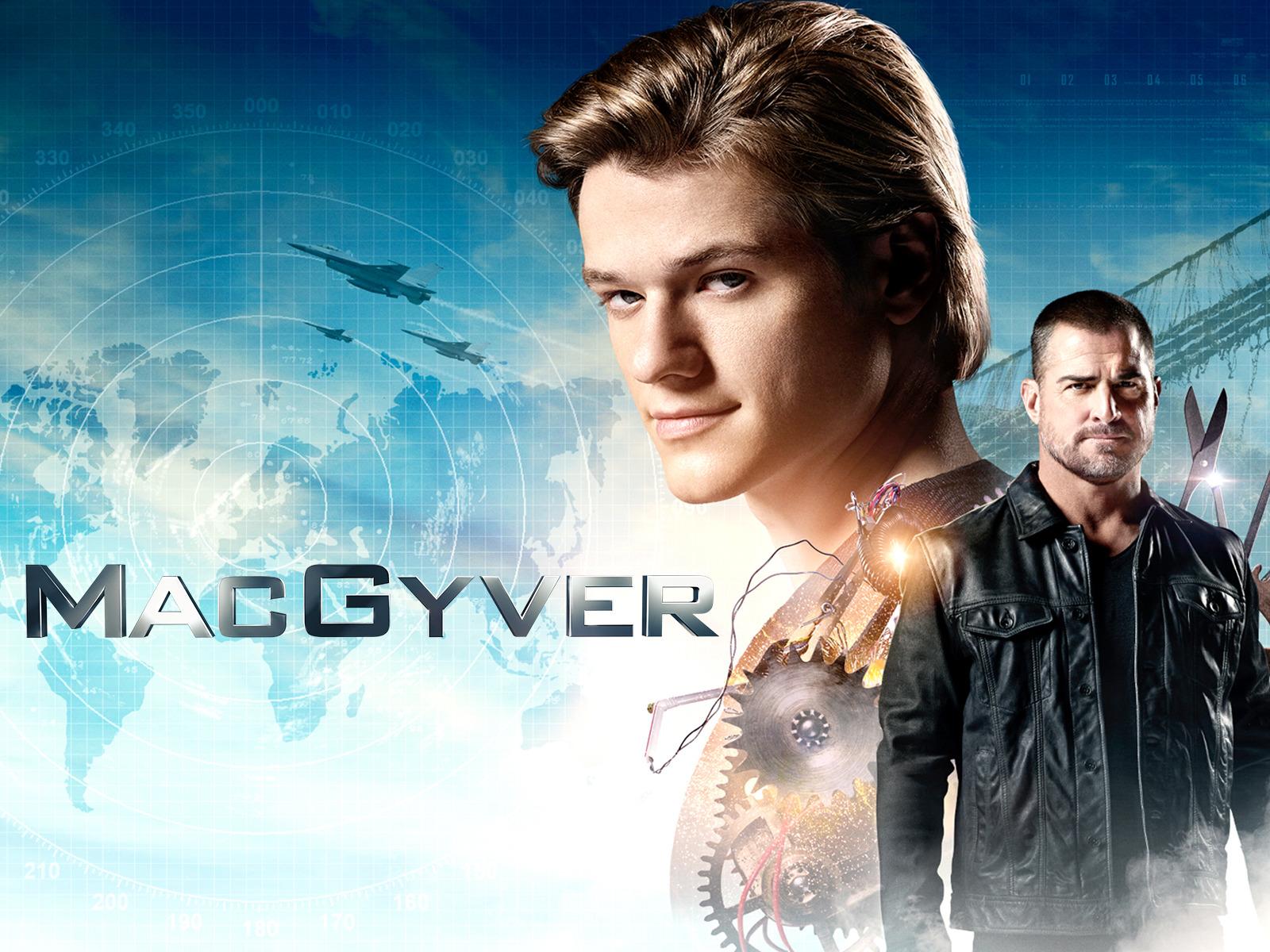 Watch MacGyver Episodes   Season 2   TV Guide