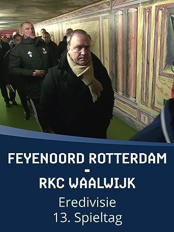 Feyenoord Rotterdam - RKC Waalwijk