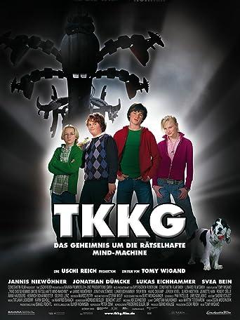 TKKG - Das Geheimnis um die rästelhafte Mind-Machine