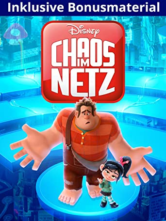 Chaos im Netz (inkl. Bonusmaterial)