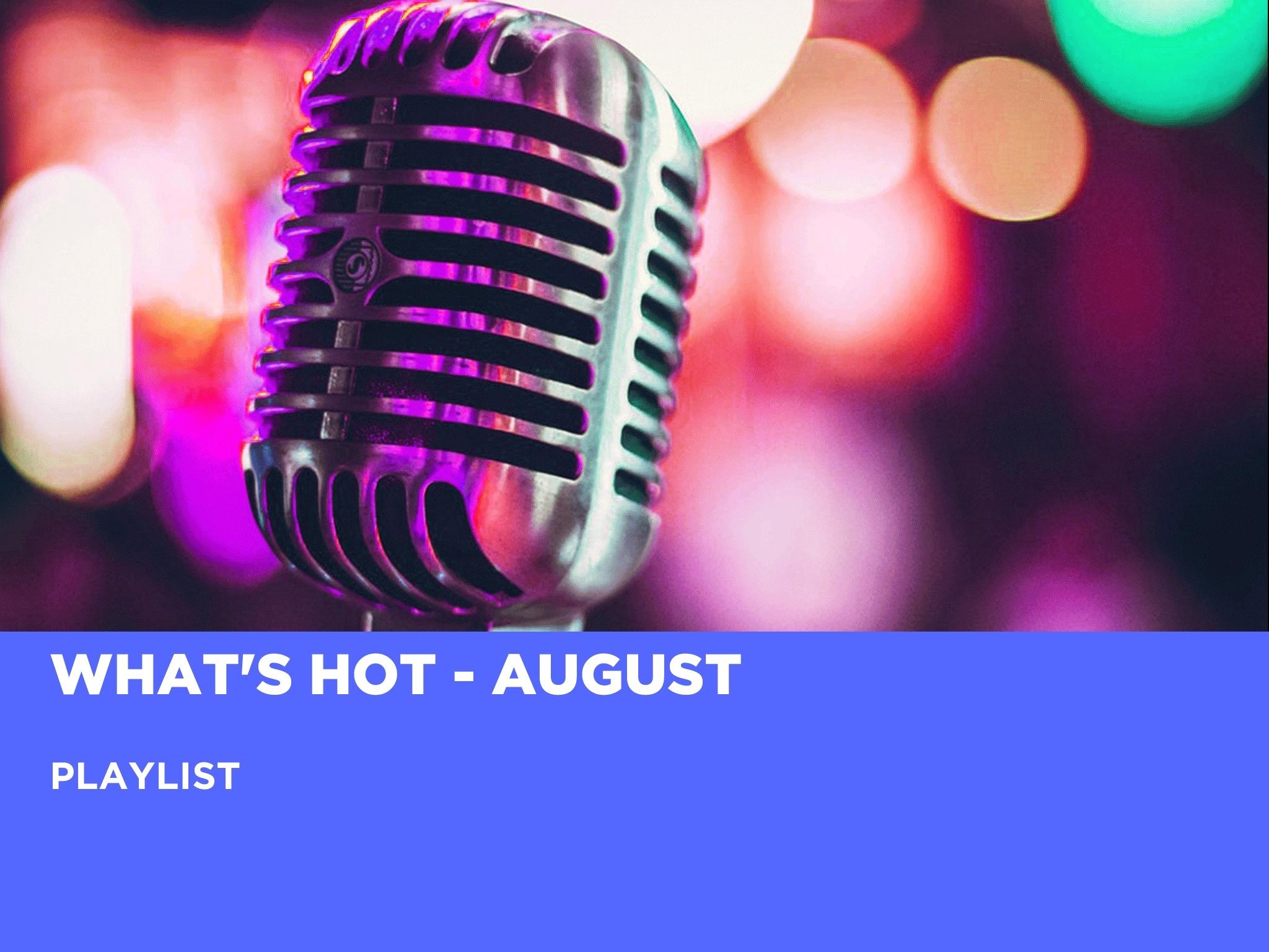 Angesagt - August