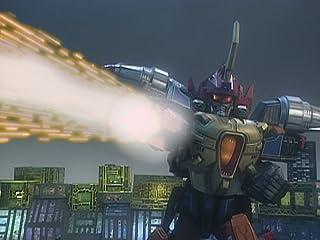 電光超人グリッドマン 第14話 あやつられた時間 結晶怪獣メカギラルス登場