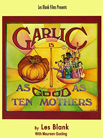 Garlic Is As Good As Ten Mothers (German Version) [OV]