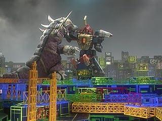 電光超人グリッドマン 第16話 一平、チビる!? 弾力怪獣メカバモラ登場