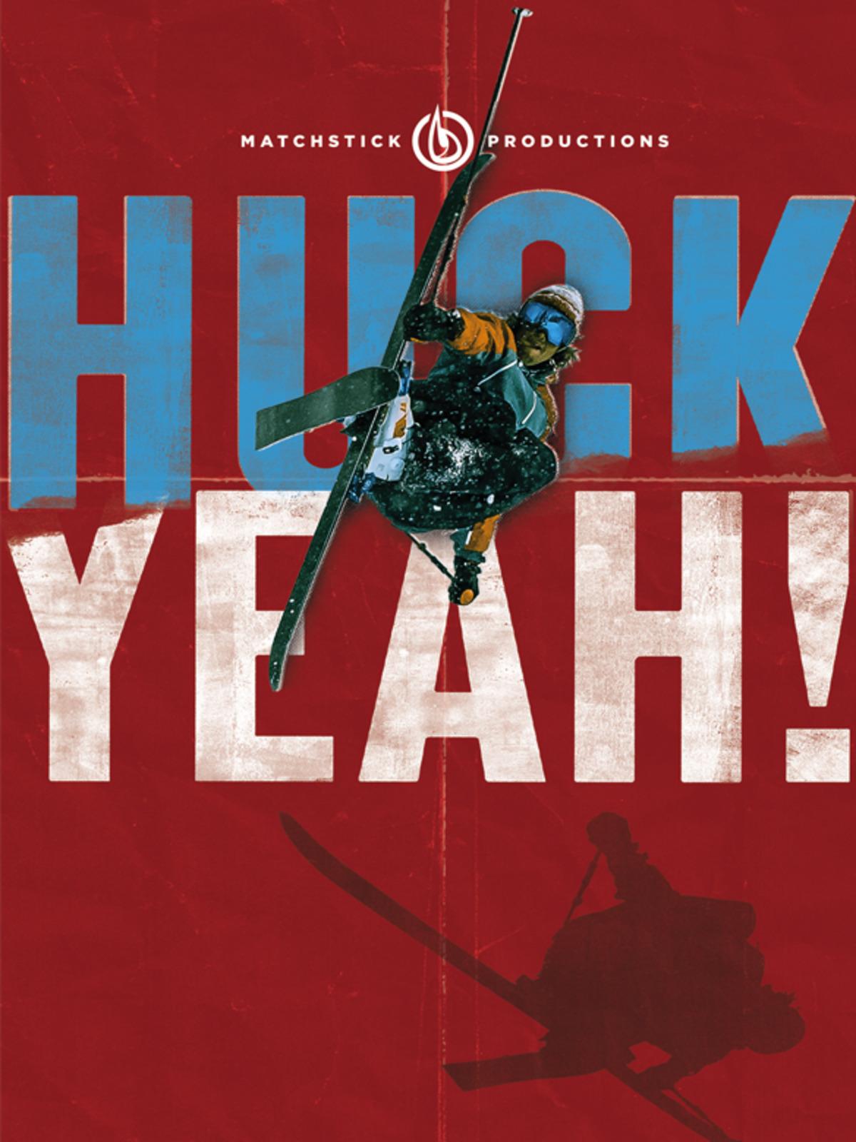 Huck Yeah!