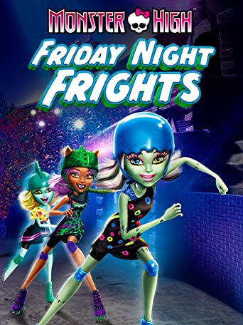 Monster High: Wettrennen Um Das Schulwappen
