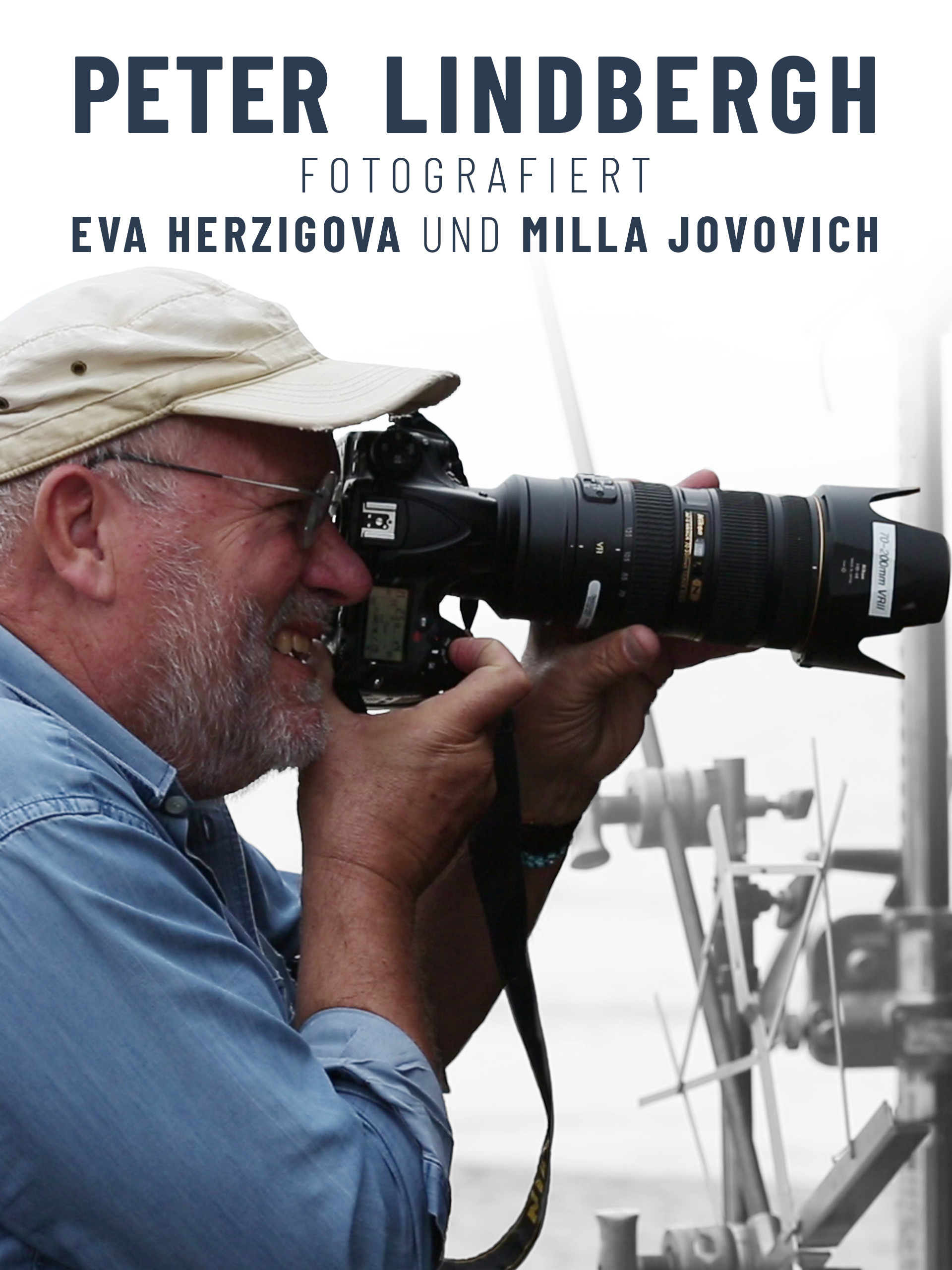 Peter Lindberg fotografiert Eva Herzigova und Milla Jovovich