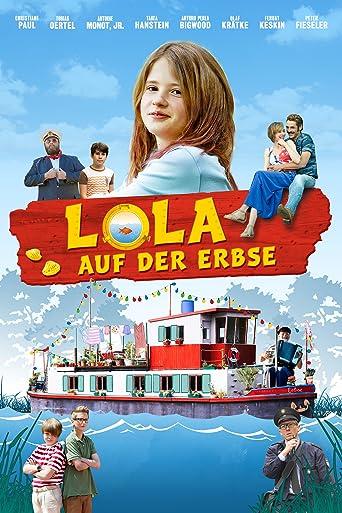Lola auf der Erbse